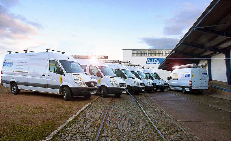 Unsere neuen Mercedes Sprinter Montagebusse
