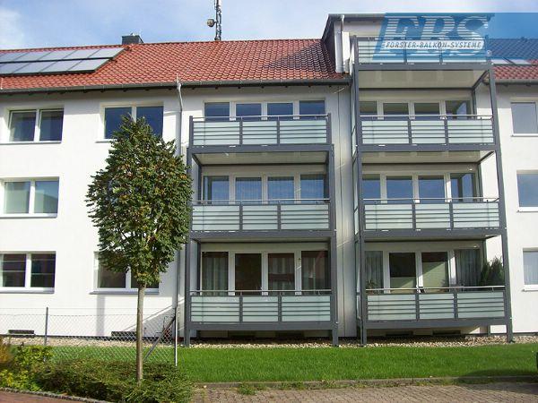 Aluminium-System-Balkon von FBS in Mellendorf