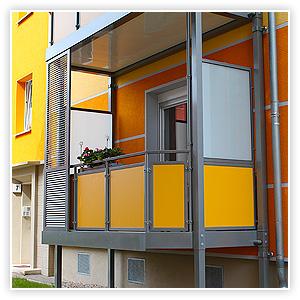 Sichtschutz Aus Glas Dsp Acryl Und Hpl Platte Für Ihren